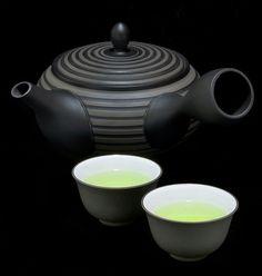 Kyusu Green No.1 (Tokoname Kyusu teapot) by J. Matthew Gore