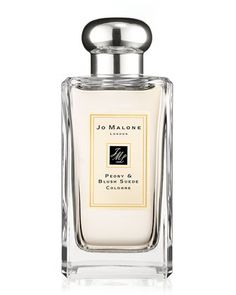 Bring your favorite scent along to place on the nightstand. Jo Malone London Peony & Blush Suede Cologne