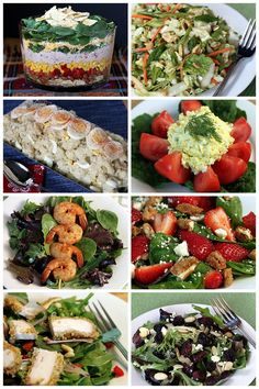 A new eBook -- 21 Amazing and Healthy Salad and Dressing Recipes -- only 99 cents!