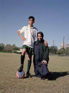 nation of Heros. Flag series. Soody Sharifi.  #Iran #America #photography