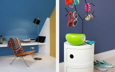 33 best peinture bureau images on pinterest desk desk nook and