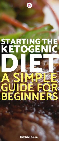Looking to start the ketogenic diet? This simple guide for beginners will help y… Looking to start the ketogenic diet? This simple guide for beginners will help you if you are starting keto and make sure you stick with it. 1200 Calorie Diet Meal Plans, Diet Plans, Clean Eating Diet, Healthy Eating, Eating Habits, Ketogenic Recipes, Diet Recipes, Diet Desserts, Delicious Recipes