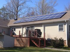Powering your home with solar panels is a wise investment. We handle the complexity of system design and every aspect of installation to deliver high quality, customized solar power systems that meet your home's unique needs.