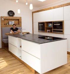 Küche -  - #WohnungEinrichten
