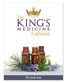 Dr. Axe The King's Medicine