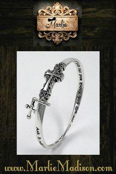 Cross Charm Bracelet http://www.marliemadison.com/accessories/jewelry/cross-charm-bracelet