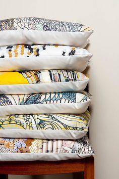 Surfacephilia Cushions