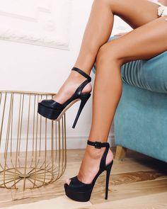 Sexiest legs in heels