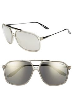 5080df41a26bc0 Carrera Eyewear 63mm Navigator Sunglasses available at  Nordstrom Mens  Frames, Men Eyeglasses, Mens