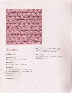 50 Fabulous Knit Stitches Rita Weiss - Paty Entretejiendo - Picasa Web Albums