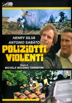 Poliziotti Violenti AKA Crime Busters – Michele Massimo Tarantini, 1976