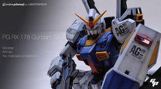 PG RX-178 Gundam Mk-II by Artman.
