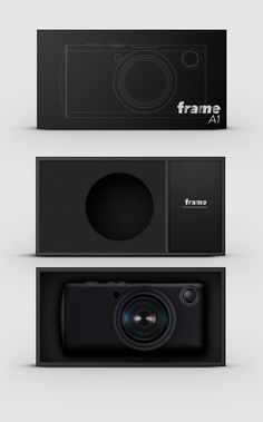 FRAME Camera System on Behance