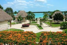 Cabana Bacalar Lagoon Resort