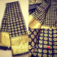 Kanjiveram Saree by Ayush Kejriwal For purchases email me at… South Silk Sarees, South Indian Sarees, Kanjivaram Sarees, Kanchipuram Saree, Indian Wedding Outfits, Indian Outfits, Indian Bridal Sarees, Party Sarees, Saree Trends