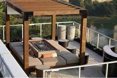 TEE ISE päikesevari terrassile @ehituspood.eu #terrass #päikesevari