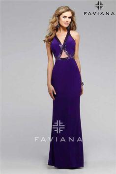 fa9916a2180a4 Shop designer dresses by Faviana New York.
