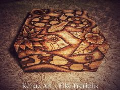 Common BCI https://www.facebook.com/KenazArtElke #pyrography