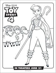 Toy Story free printable coloring pages | #4 A | Toy story ...