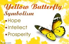 1000 ideas about yellow tattoo on pinterest brown - Brown butterfly meaning money ...