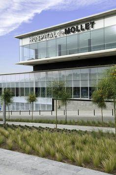 Resultado de imagen para hospitales arquitectura minimalista