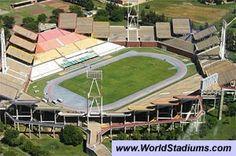 Oh my goodness... Odi Stadium in South Africa...