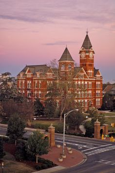The Loveliest Village on the Plains. ~ Check this out too ~ RollTideWarEagle.com sports stories that inform and entertain plus FREE Train Deck to learn the rules of the game you love, #CollegeFootball #Auburn #WarEagle