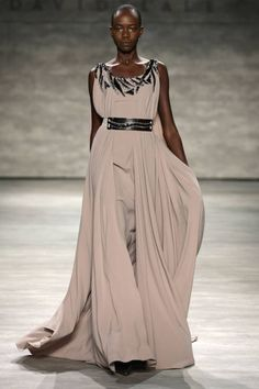David Tlale Fall 2014 Ready-to-Wear Runway - David Tlale Ready-to-Wear Collection Fashion Books, Love Fashion, Fashion Art, Runway Fashion, High Fashion, Fashion Show, Dress Fashion, Street Fashion, Beautiful Gowns