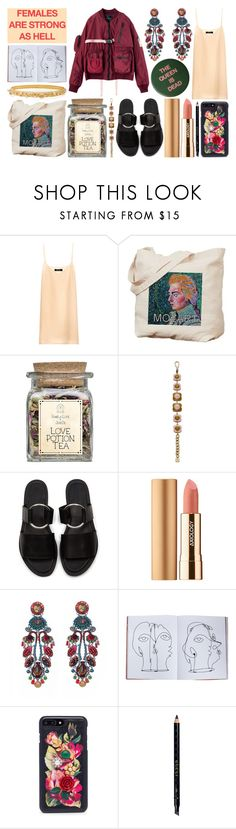 """The Queen Is Dead"" by niivii on Polyvore featuring Freda, Orla Kiely, Warehouse, Axiology, Ayala Bar, Assouline Publishing, Dolce&Gabbana, Gucci and Hueb"