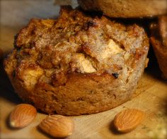 You are in the right… - Detox recipes Muffin Recipes, Baking Recipes, Breakfast Recipes, Snack Recipes, Dessert Recipes, Snacks, Desserts, Breakfast Muffins, Healthy Muffins