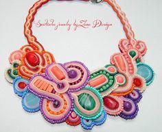 Zena Design | Soutache handmade jewelry