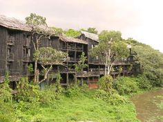 Shimba Hills Lodge - not far from Mombasa (stayed here in Sept 2002)