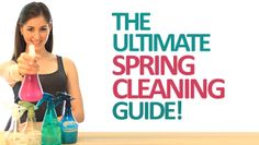 Lots of cleaning tips. The Ultimate Spring Cleaning Guide Cleaning Your Dishwasher, Diy Cleaning Products, Cleaning Solutions, Cleaning Hacks, Green Cleaning, Spring Cleaning, Clean My Space, Clean Freak, Cleaning