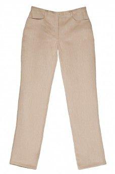 Dámske nohavice Hembra, prírodné - 100% konope