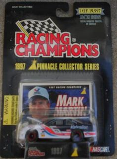 1997 MARK MARTIN PINNACLE COLLECTOR SERIES LIMITED EDITION #6 FORD FREE SHIPPING!! Mark Martin, The Collector, Nascar, Ford, It Cast, Free Shipping