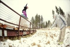 Shred Betties | Team Blog | Claire: First Day of Winter