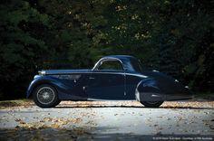 Graber Jaguar SS Coupe 1938