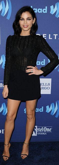 Jenna Dewan-Tatum at the GLAAD Media Awards