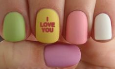 17 Colorful And Easy Nail Art Designs For Summers - | StyleBees