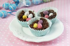 Our classic Easter nests recipe is a must. Bring back memories mixing Shredded Wheat or Cornflakes with melted chocolate with this easy no-bake recipe. Easter nests are a classic treat for spring and the best thing about them is just how easy they are to make. Perfect for making with kids, all you need to do is melt a little chocolate and stir through a few ingredients and leave to set - simple! To make it even easier, we've created a step-by-step video guide for making perfect Easter nests…