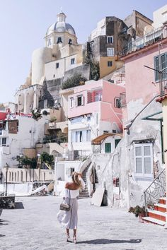 When I think of the places that enchanted me the most during the last year, Santorini and Burano immediately come to mind. That is why I was so excited the first time I saw a… Oh The Places You'll Go, Places To Travel, Travel Destinations, Places To Visit, Greece Destinations, Journey, Voyage Europe, Travel Goals, Travel Tips