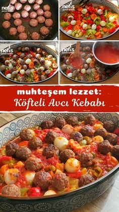 Iftar, Turkish Recipes, Great Recipes, Food And Drink, Cooking Recipes, Beef, Kitchen, Desserts, Meat