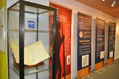 Travelling exhibit about Goulbourn's 100th Regiment of Foot #WarOf1812