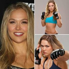 I Love Me Some Rhonda Rousey