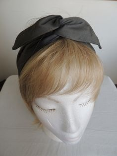 Gray Wire Headband In the words of a song, twist me, bend me any way you want me. So comfortable too.