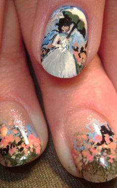 The VERY BEST nail art from around the world