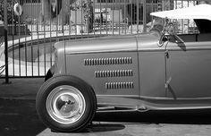 Duce Roadster | Hot Rod at the pool | Steve Natale | Flickr