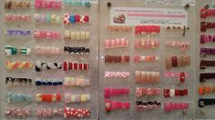 gyaru nails inspirations