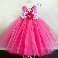 d9cff3a8e2 Pink and Gold 1st Birthday Tutu Dress, 1st Birthday Dress, Cake Smash Dress,