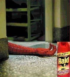 #SpiderMan #Raid